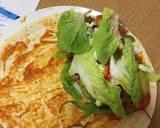 Vegetarian wrap recipe step 4 photo
