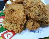 Ayam Goreng Krispy Homemade langkah memasak 7 foto