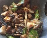 Tongseng Kepala Kambing langkah memasak 3 foto