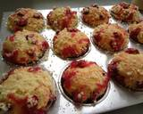 Strawberry Crumble Bread (no knead) langkah memasak 8 foto