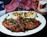 Low Carb Beef Steak langkah memasak 6 foto