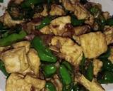 Tumis Tahu Cabe Hijau langkah memasak 2 foto