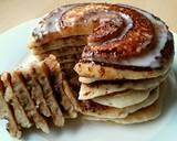 Vickys Cinnamon Roll Pancakes, GF DF EF SF NF recipe step 9 photo