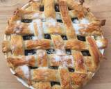 Blueberry In Cream Chese Pie recipe step 6 photo