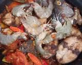 Sarden Ikan Tongkol Udang langkah memasak 3 foto