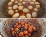 Sate Manis Telur Puyuh langkah memasak 3 foto