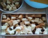 Puding Roti Tawar Kukus nyummiiiiiii langkah memasak 5 foto