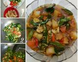 Kikil Sapi Cabe Ijo langkah memasak 3 foto