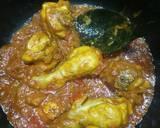 Chicken alo recipe step 4 photo