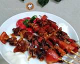 Sate Sapi Barbeque langkah memasak 4 foto