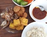Nasi Liwet Ricecooker (Bonus Resep Sambal Tomat) langkah memasak 8 foto