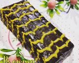 Brownies Kukus Cokelat (ala Amanda) langkah memasak 10 foto