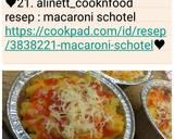 """Steamed macaroni schotel """"lagi"""" langkah memasak 13 foto"""