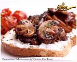 Caramelised mushrooms and onions recipe step 1 photo