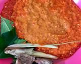 Jengkol Balado manambah nafsu makan langkah memasak 2 foto