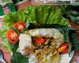Nasi Liwet Bakar Tongkol Kemangi langkah memasak 8 foto