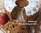 242. Cinnamon Apple Cake langkah memasak 10 foto