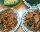Mie ayam Solo langkah memasak 4 foto