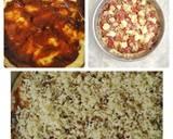 Pizza Sehat Homemade Rendah Karbohidrat langkah memasak 8 foto