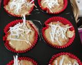 Banana muffin dengan wortel dan blue berry langkah memasak 4 foto