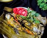 Pepes Ikan Gabus Bumbu Kuning langkah memasak 6 foto