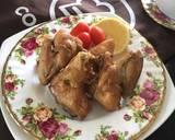 Ayam Rebus Bawang Putih langkah memasak 4 foto