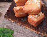 Bolang Baling a.k.a Roti Bantal a.k.a Odading langkah memasak 9 foto