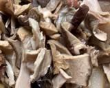 Zupa grzybowa z suszonych grzybów krok przepisu 4 zdjęcie