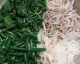 Pecel sayuran langkah memasak 2 foto