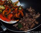 Chinese Beef Chow Mein recipe step 12 photo