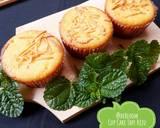 501. Cup Cake Tape Keju #RabuBaru langkah memasak 17 foto