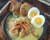Soto Udang Medan langkah memasak 5 foto