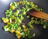Hriyala Pulao With Mint Raita recipe step 2 photo