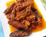 Tongkol Balado bumbu kuning langkah memasak 6 foto