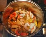 Mike's 10 Minute Garlic Crab Lobster & Shrimp Marisco recipe step 5 photo
