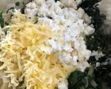 Cheese & Spinach Pastry langkah memasak 2 foto