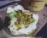 Tahu Campur Sidoarjo Jatim langkah memasak 10 foto