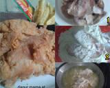 Fried Chicken Ala KFC #pekaninspirasi langkah memasak 10 foto