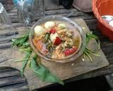Cah Kuah Kangkung langkah memasak 6 foto