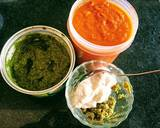 Mixed Vegetables Cutlets With Three Dips recipe step 14 photo