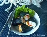 Nasi Nori Telur Dadar #pr_recookMantenElise langkah memasak 2 foto