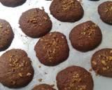 Choconut Cookies langkah memasak 6 foto