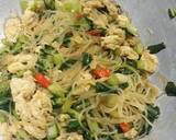 Mie Jagung Kuah langkah memasak 4 foto