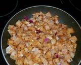 Green Chile Chicken Enchiladas recipe step 2 photo