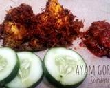 #01- Ayam Goreng Srundeng #SeninSemangat langkah memasak 4 foto