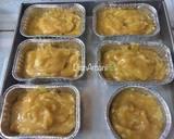 Klappertart/Kue Kelapa Ruri langkah memasak 10 foto