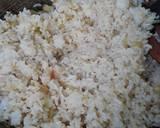 Mentai Rice Nugget Sosis langkah memasak 2 foto