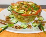 Vegetables Dum Biryani recipe step 8 photo