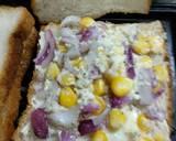 Cheese corn sandwich recipe step 2 photo