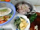Cá bóp nấu canh chua kiểu Vũng Tàu bước làm 1 hình